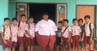 نوجوان 14 ساله به 237 کیلو وزن! +عکس