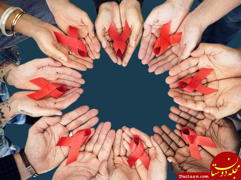 www.dustaan.com علائم و نشانه های HIV را بهتر بشناسید