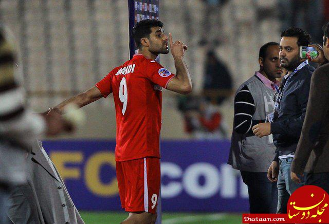 www.dustaan.com مهاجم سابق پرسپولیس رکورد نقل و انتقالات لیگ را می شکند!