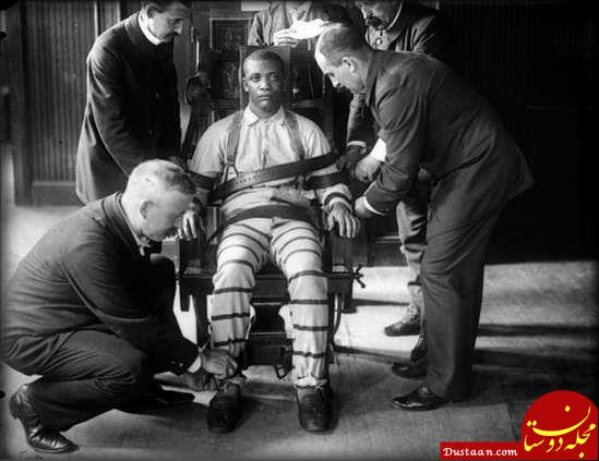 www.dustaan.com اجرای حکم اعدام با صندلی برق در آمریکا