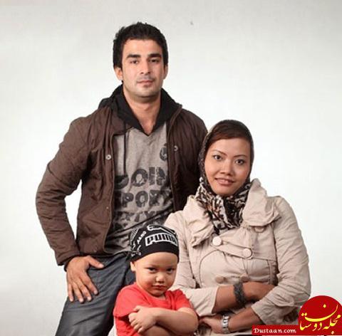 www.dustaan.com بازیگران مطرح سینما و تلویزیون که همسران غیر ایرانی دارند +تصاویر