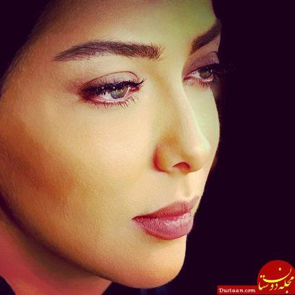www.dustaan.com ابراز علاقه لیلا اوتادی به عکاس این عکسش!