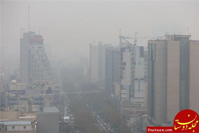 www.dustaan.com آلودگی هوای هند، قاتل 1.24 میلیون نفر در سال 2017
