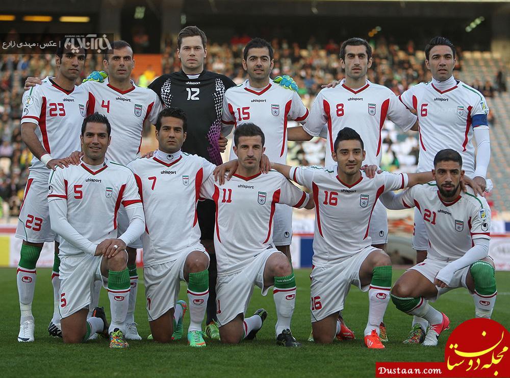 www.dustaan.com ادعای مهر: نامه تعلیق فوتبال ایران بزودی می رسد