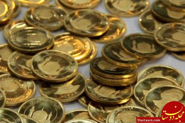 www.dustaan.com قیمت سکه در بازار تهران ۳ میلیون و ۹۷۰ هزار تومان شد