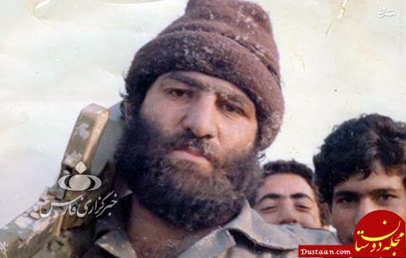www.dustaan.com شهیدی که صدام برای سرش جایزه گذاشت +تصاویر