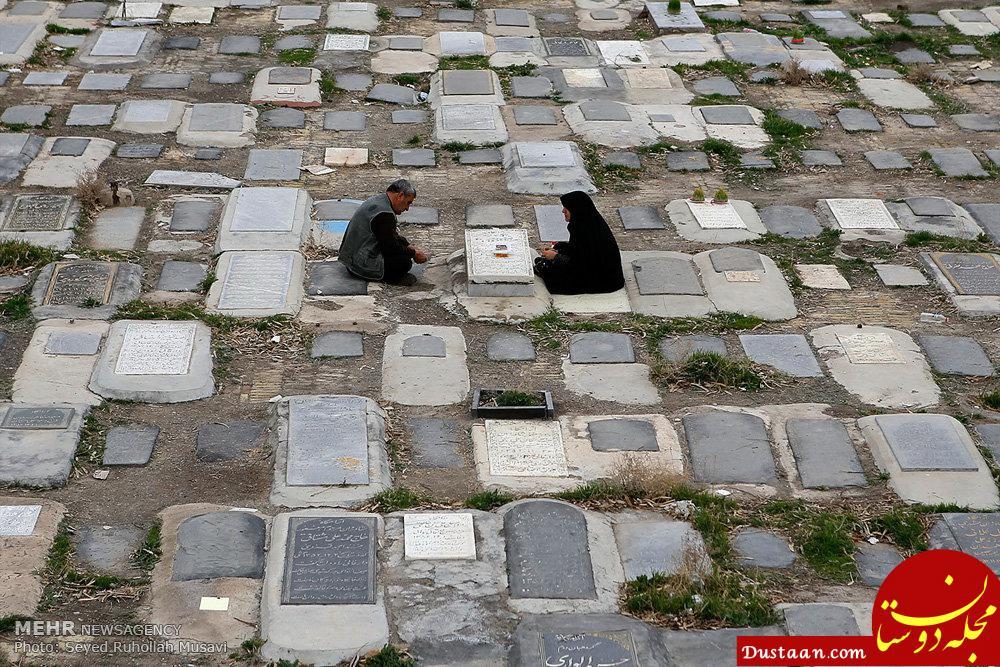 www.dustaan.com اختصاص قبر رایگان به قمی ها
