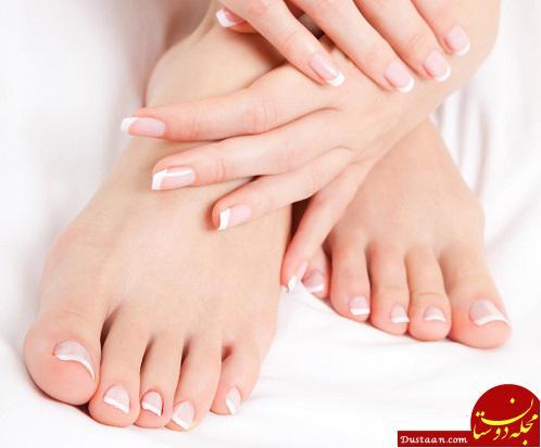 www.dustaan.com مزایای خیساندن پاها در سرکه