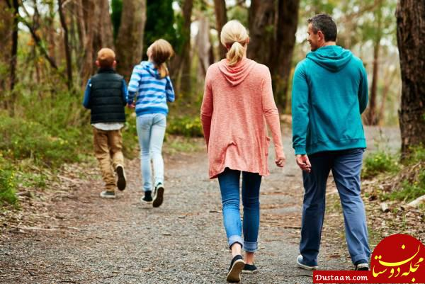 www.dustaan.com پیاده روی روزانه باعث کاهش افسردگی می شود