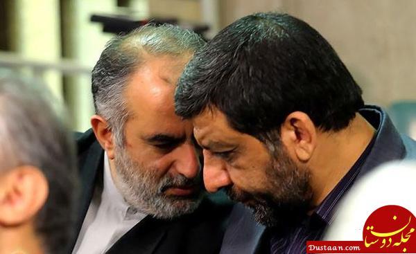 www.dustaan.com واکنش متفاوت آشنا و ضرغامی به احتمال ریاست رئیسی بر قوه قضائیه