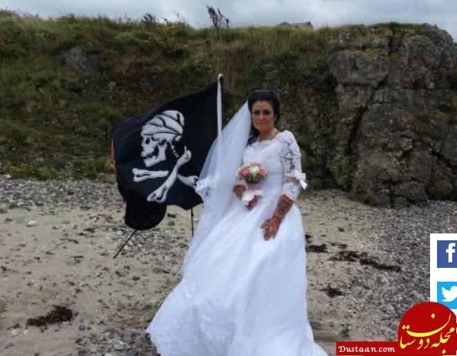 www.dustaan.com این زن با یک روح ازدواج کرده است! +عکس