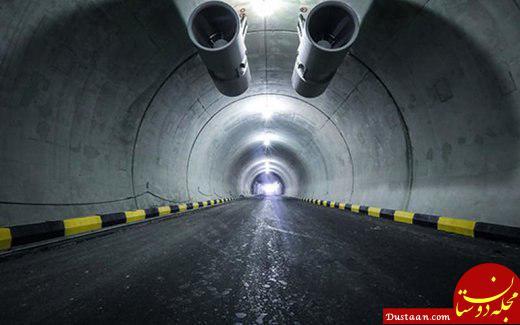 www.dustaan.com ۵ تونل شهری تهران پولی می شوند