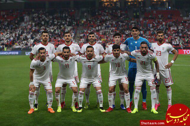 www.dustaan.com ترکیب تیم ملی ایران مقابل ویتنام اعلام شد