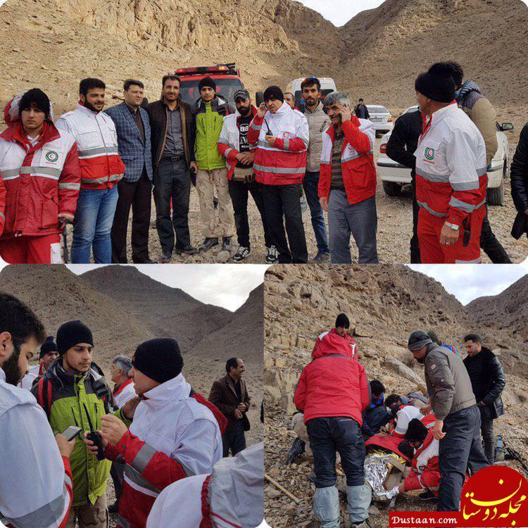 www.dustaan.com دو نوجوان گمشده در کوههای فولادشهر اصفهان پیدا شدند