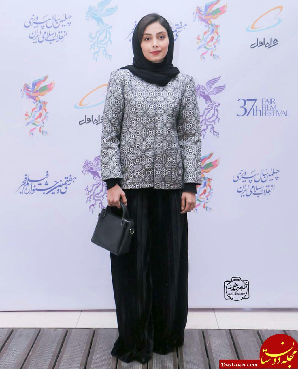 www.dustaan.com عکس های زیبای بازیگران در حاشیه جشنواره فیلم فجر 97