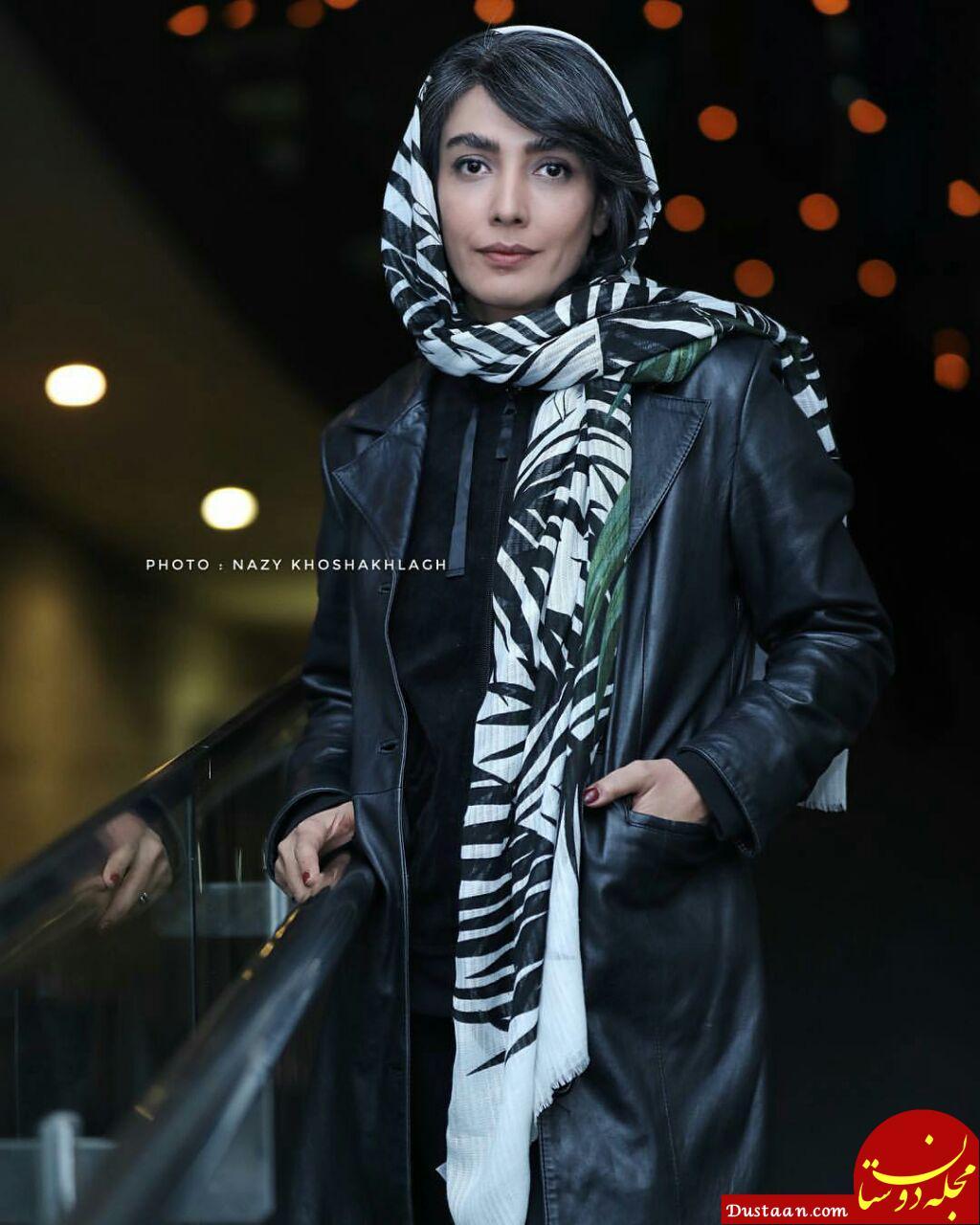 عکس های زیبای بازیگران در حاشیه جشنواره فیلم فجر 97