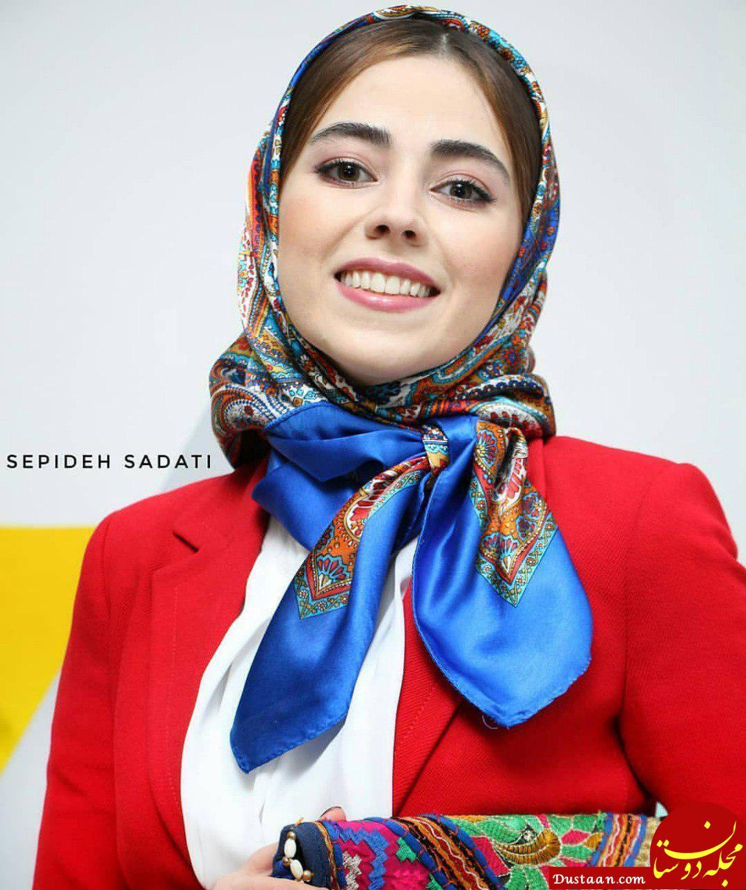 ظاهر متفاوت بازیگر نقش الیزابت (داعشی) در سریال پایتخت 5 +تصاویر