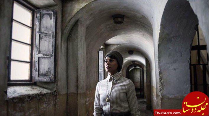 www.dustaan.com پریناز ایزدیار در یک ساختمان قدیمی +عکس