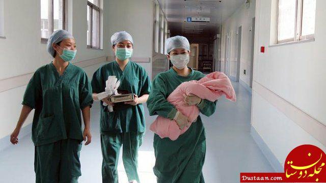 www.dustaan.com کاهش ناگهانی جمعیت چین در اواسط قرن