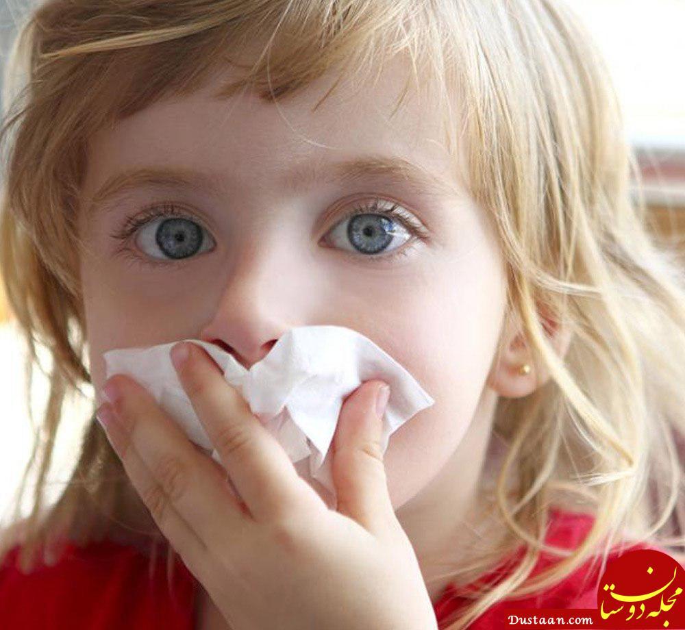 www.dustaan.com برای کودک سرماخورده چه نوع سوپی درست کنیم؟
