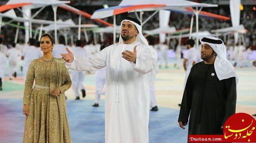 www.dustaan.com خواننده ایرانی الاصل آواز جام ملت ها را خواند +عکس