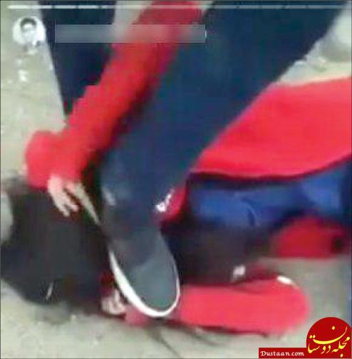 www.dustaan.com ماجرای دختری که فیلم کتک خوردنش در اینستاگرام منتشر شد! +عکس