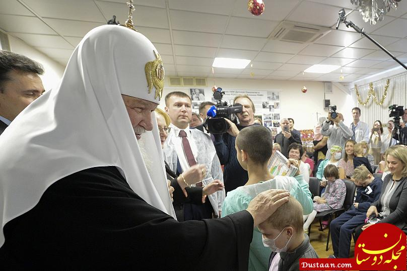 www.dustaan.com رهبر کلیسای روسیه: موبایل راه آمدن دجال را صاف می کند