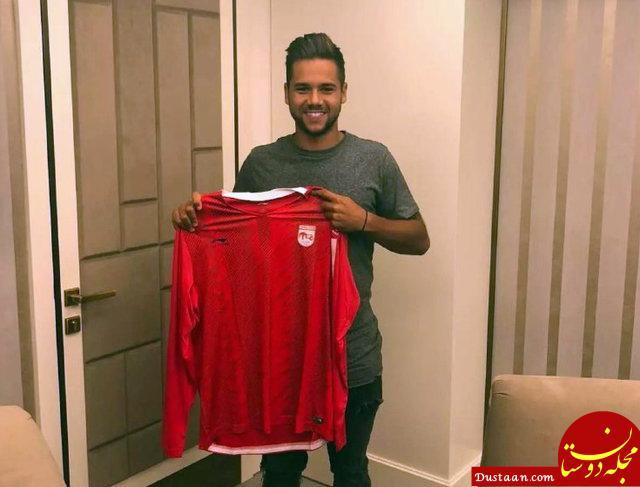 www.dustaan.com قرارداد بازیکن خارجی تراکتورسازی فسخ شد