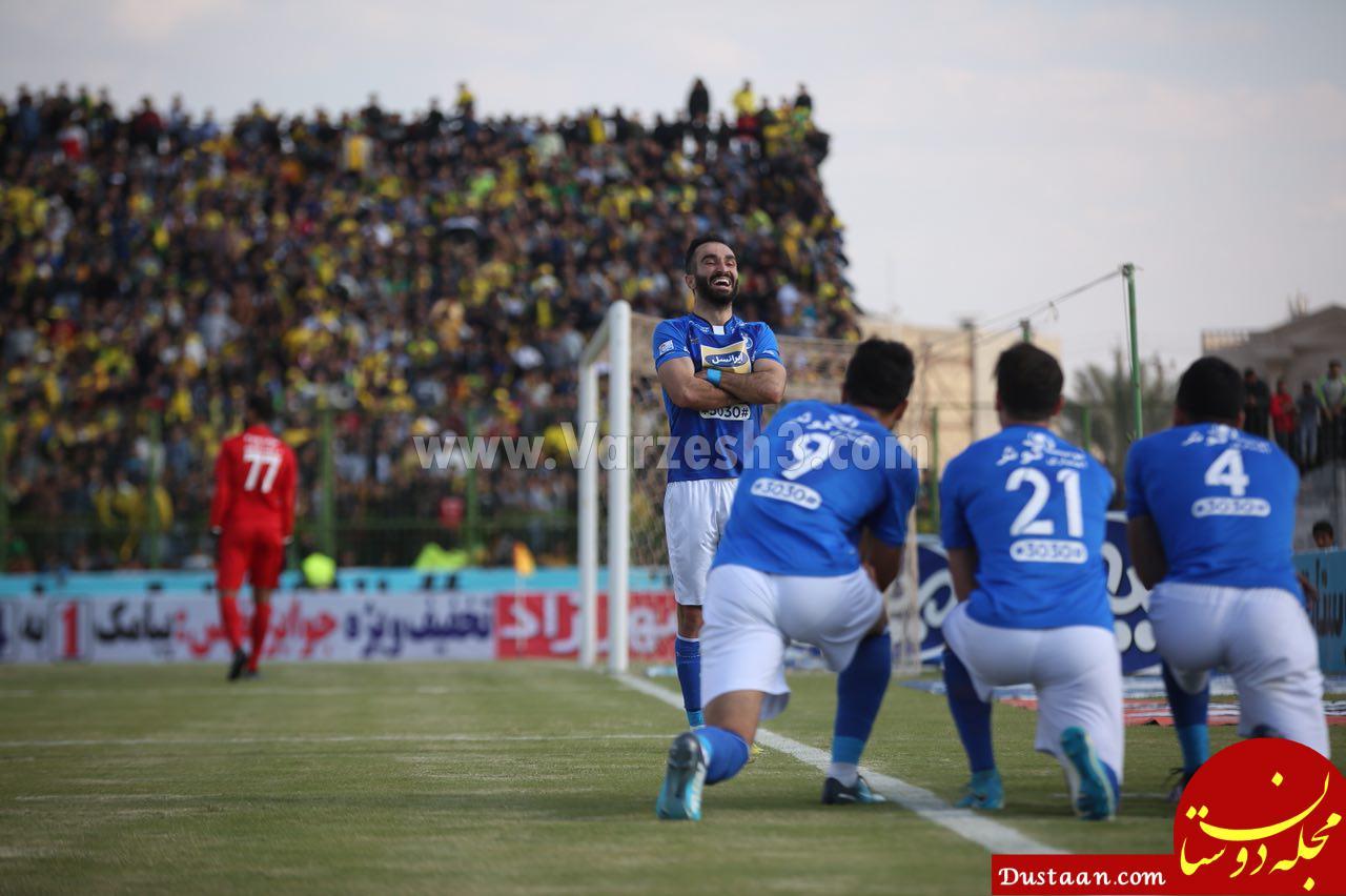 www.dustaan.com استقلال, پرسپولیس و ۱۲ باشگاه دیگر مجوز ثبت قرارداد ندارند!