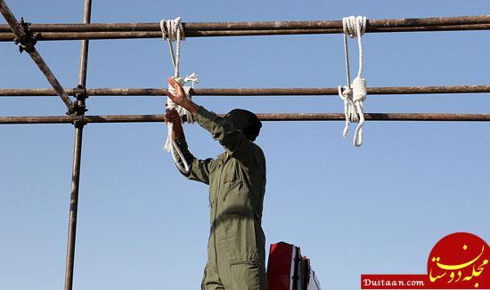 www.dustaan.com اعدام سارقین طلا فروشی در یاسوج