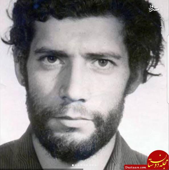 www.dustaan.com عکس دیده نشده از مرحوم حسین محب اهری در جوانی