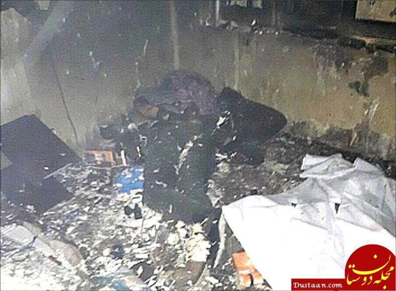 www.dustaan.com ماجرای جسد سوخته جوان 32 ساله در خانه قدیمی +عکس