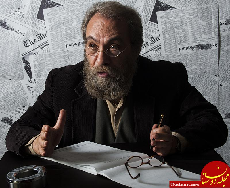 www.dustaan.com مسعود فراستی شبی هشت میلیون؟!