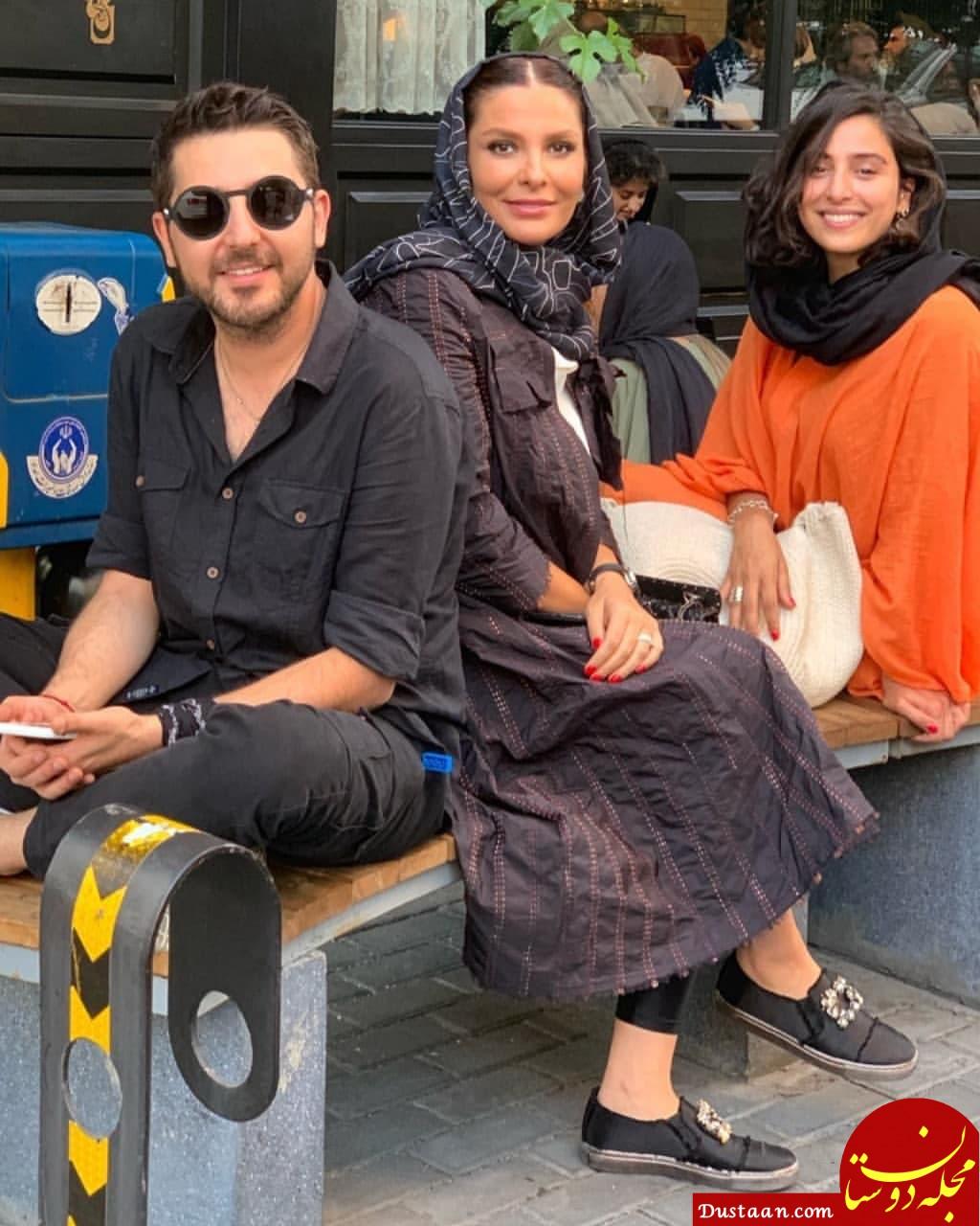 بیوگرافی هومن سیدی و همسرش بیتا اصلانی