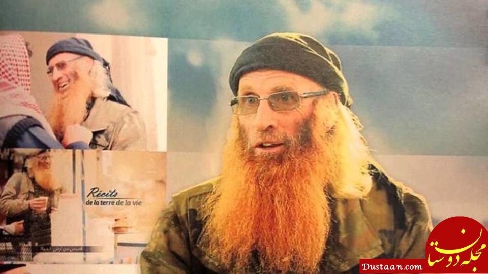 www.dustaan.com العربیه: چهره مشهور داعش دستگیر شد