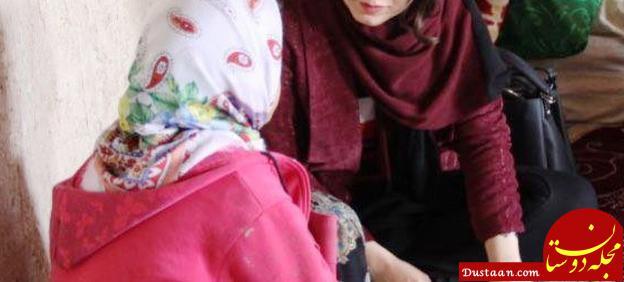 www.dustaan.com مردی که دختر 11 ساله را صیغه کرده، کوچکترین فرزندش 13 ساله است!