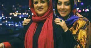 عکس های زیبا و دیدنی از بازیگران در کنار مادرانشان