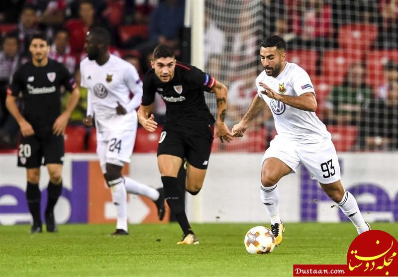 www.dustaan.com خط و نشان سرمربی فرانسوی برای ملی پوش فوتبال ایران