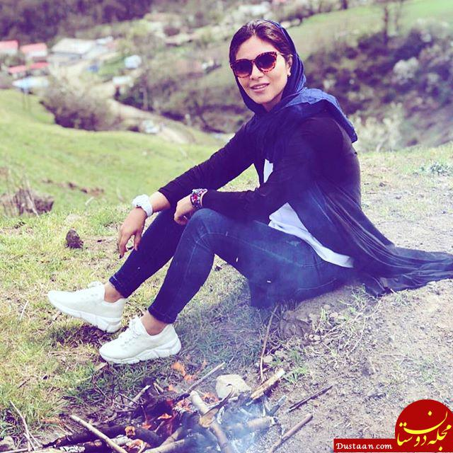 www.dustaan.com ازدواج علی قلی زاده و یاسمن فرمانی / بیوگرافی و عکس های علی قلی زاده و همسرش