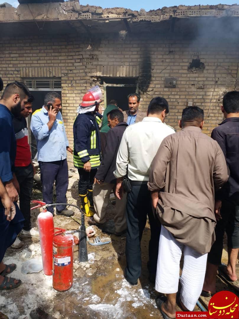 www.dustaan.com انفجار مین در دارخوین خوزستان یک کشته برجای گذاشت +عکس
