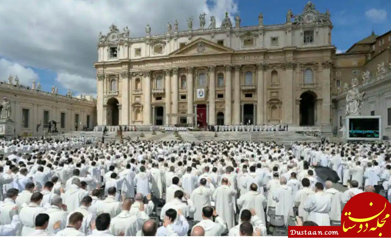 80 درصد کشیش های واتیکان همجنسگرا هستند؟!