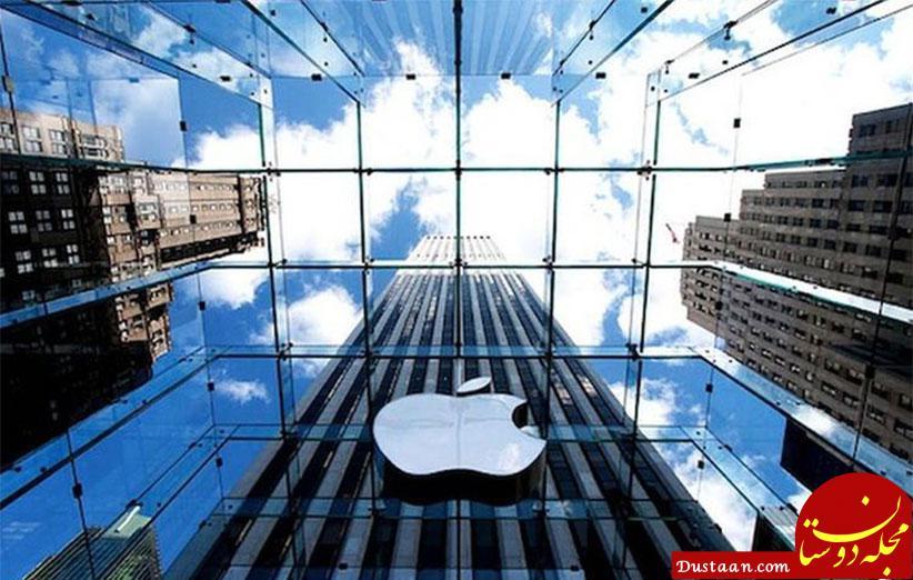 www.dustaan.com مسدود ساختن اپلیکیشن های داخلی گوگل توسط اپل
