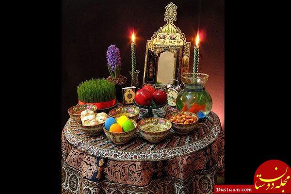 www.dustaan.com همه چیز درباره کاشت سبزه هفت سین عید
