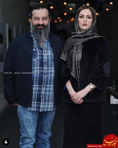 www.dustaan.com هنرمندانی که با همسرانشان به جشنواره فجر آمدند +عکس