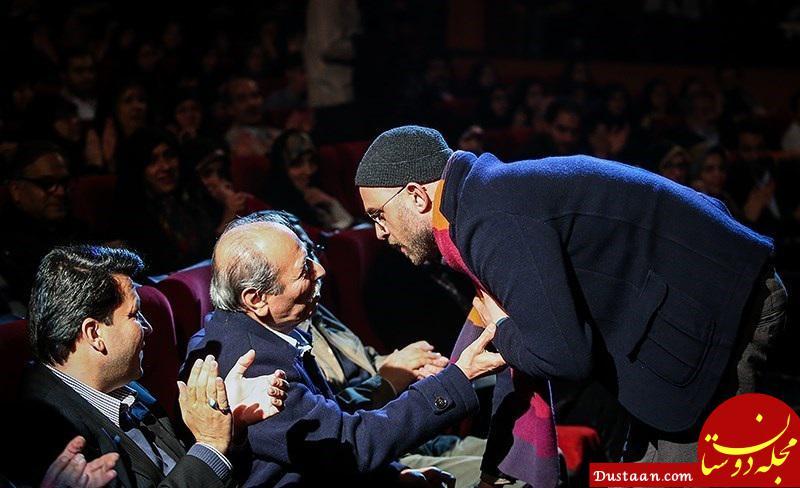 www.dustaan.com نقد تند آقای بازیگر به سیمرغ علی نصیریان