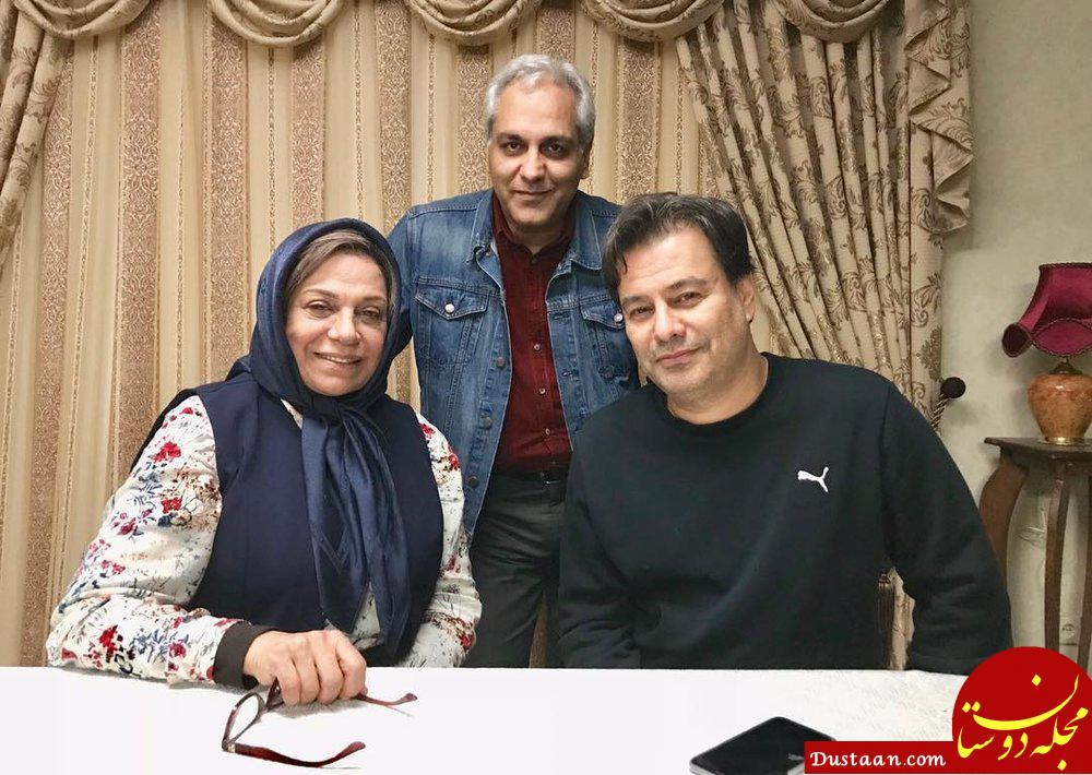 www.dustaan.com پایان کار «هیولاى» مهران مدیری