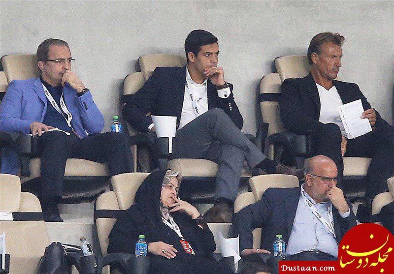 www.dustaan.com حضور احتمال «رنار» در تیم ملی فوتبال ایران