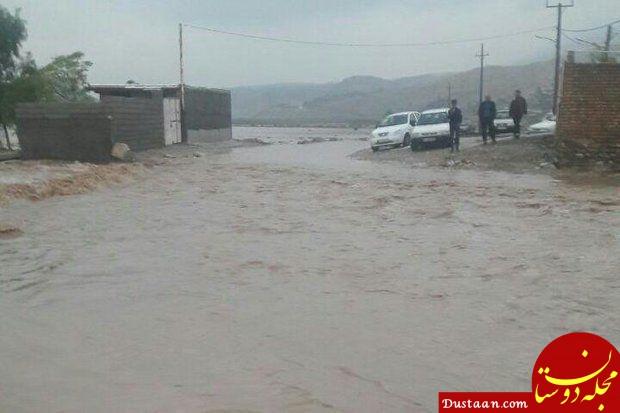 www.dustaan.com ادامه بحران سیل؛ قطع ارتباط حدود ۷۰ روستا در شرق مازندران