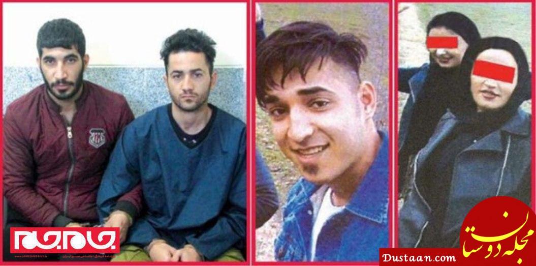 www.dustaan.com افشای جزئیات شکنجه ۲۰ گروگان در مخفیگاه مخوف در ملارد