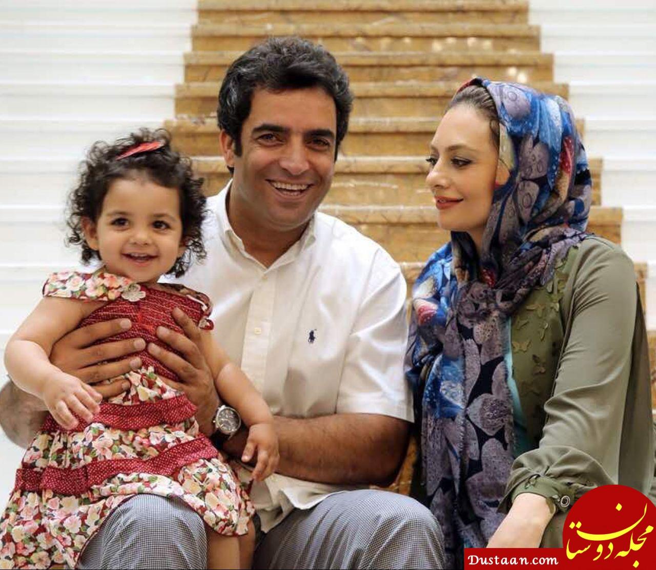 بیوگرافی و عکس های دیدنی یکتا ناصر و همسرش منوچهر هادی و دخترش سوفیا
